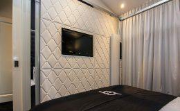 Masterbedroom wall